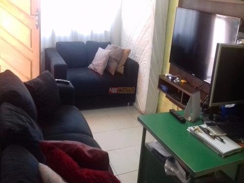 Sobrado No Bairro Rudge Ramos Em Sao Bernardo Do Campo Com 02 Dormitorios - V-29733