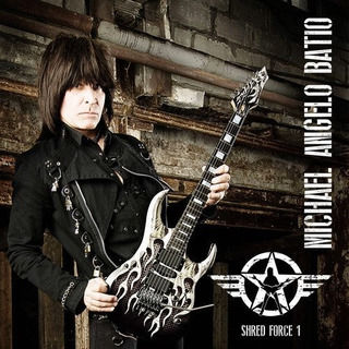 Cd : Michael Angelo Batio - Shred Force 1 (the Essential...