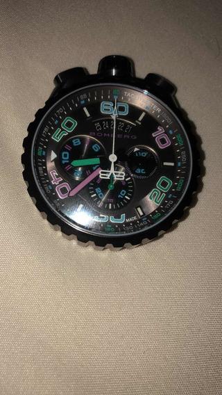 Reloj Bomberg Tacómetro