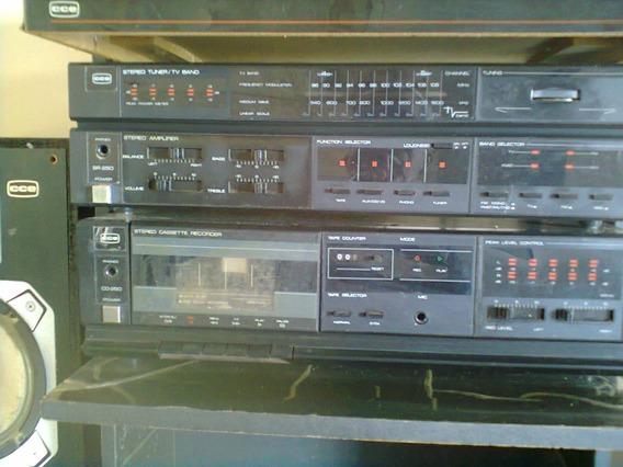 Som Cce Amplificador Sr 250 Super Novo