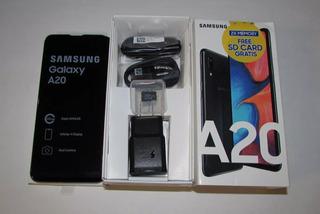 Samsung Galaxy A20 3/32gb Octacore Dualsim Version G. (175v)