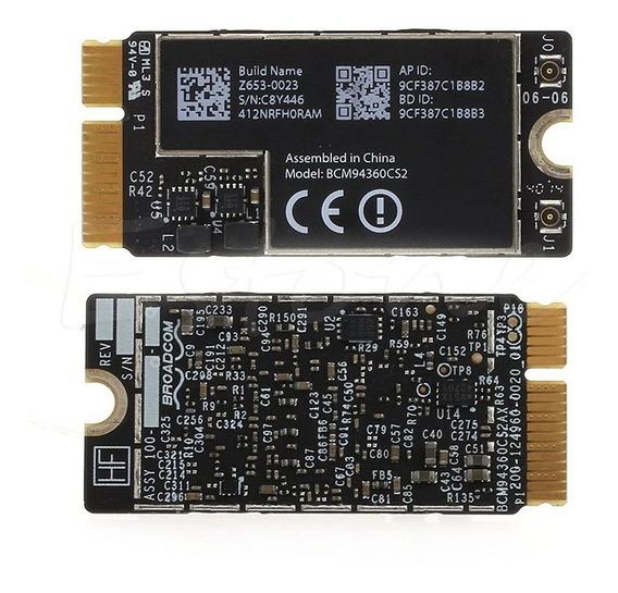 Airport Wireless Macbook Air A1465 A1466 Bcm94360cs2 Novo