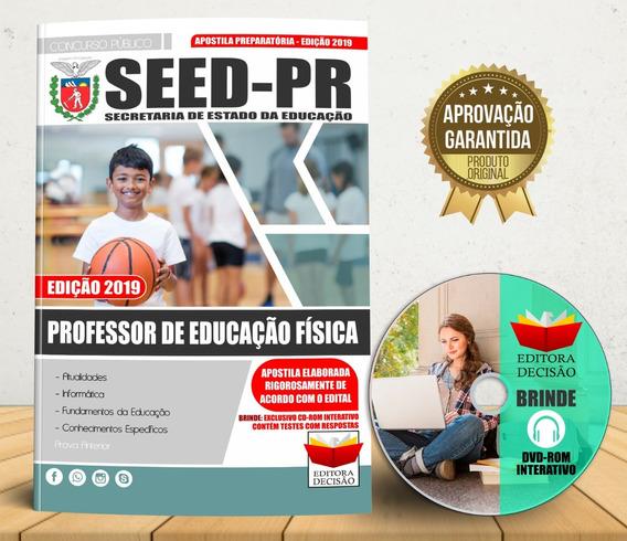 Apostila Seed Pr - Professor De Educação Física 2019