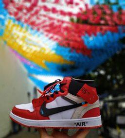 Air Jordan 1 Collab Off White