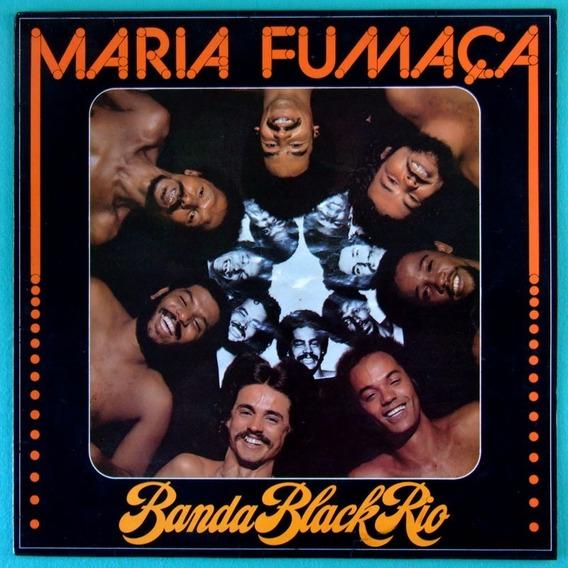 Cd Banda Black Rio Maria Fumaça Novo Lacrado