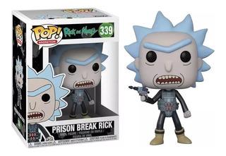 Funko Pop! Rick And Morty - Prison Break Rick 339 Original