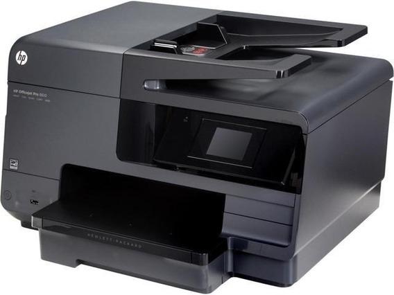 Impressora Multifuncional Hp 8610 Bulk Frete Fixo R$89,00