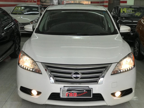 Nissan Sentra Sv 2.0 2016