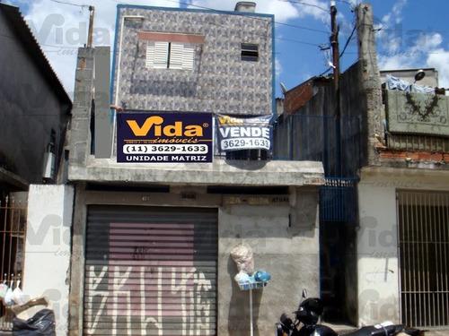 Casa Para Venda, 2 Dormitório(s) - 27881