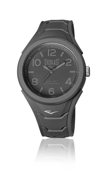 Relógio Pulso Everlast Shape Caixa Abs Revestido Silicone