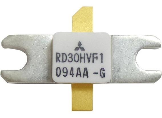 Transistor Mosfet De Rf Rd30hvf1 Transmissor De Fm Pll 30w