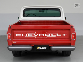 Chevrolet C-10 4.1 8v Cs 2p Manual