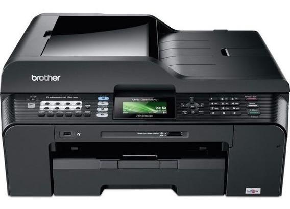 Impressora Brother Mfc 6510dw Collor - Defeito