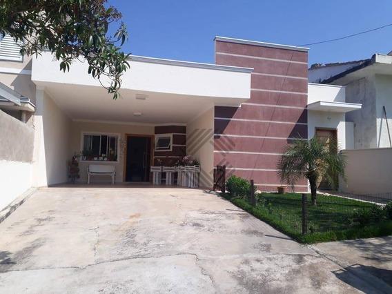 Casa Térrea Em Condomínio, 175,97m², Votorantim Sp. - Ca6704