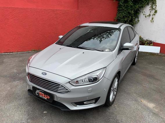 Ford Focus 2.0 Titanium Plus Flex Fastback 2018 Teto Top