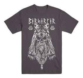 Camiseta Berserkr Clive Standen Rollo Vikings Viking Nórdico