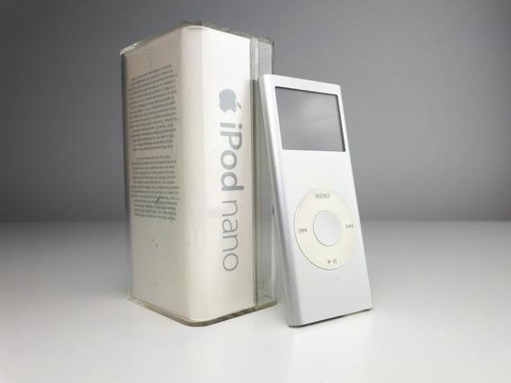 iPod Nano 2gb Silver Apple Computers