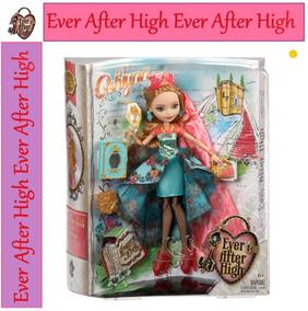 Ever After High Ashynn Ella Dia Do Legado Legacy Cod. Ouro