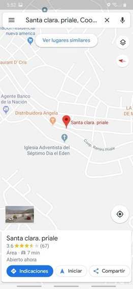 Santa Clara Priale