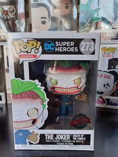 Funko Pop The Joker N°273 ¡edición Limitada!