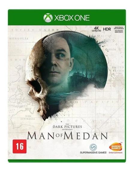 Man Of Medan (mídia Física Leg Pt-br) Xbox One (novo)