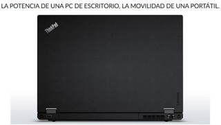 Laptop Lenovo Thinkpad L560 Intel Core I5-6300u Ssd 240gb