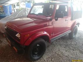 Chevrolet Samurai Lwb Mt 1300cc