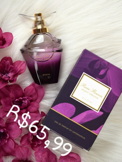 Perfume Rare Flowers Avon