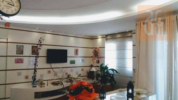 Apartamento Com 2 Dormitórios À Venda, 87 M² Por R$ 1.300.000,00 - Alto De Pinheiros- São Paulo/sp - Ap3094