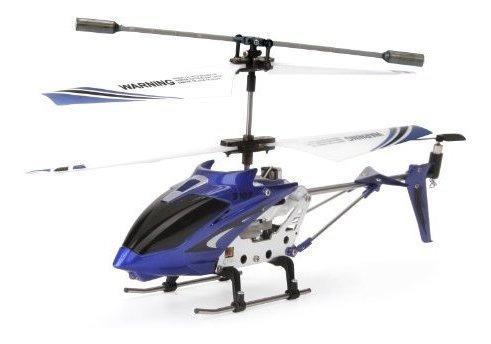 Imagen 1 de 5 de Syma S107 / S107g R / C Helicóptero Con Giroscopio., Azul