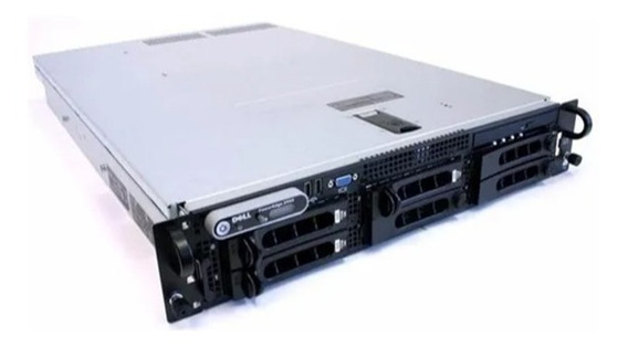 Servidor Dell Poweredge 2950 G Iii