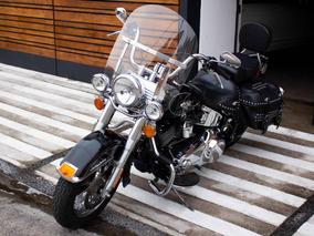 Moto Harley Davidson Softail Heritage