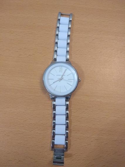 Reloj Anne Klein Blanco Para Mujer