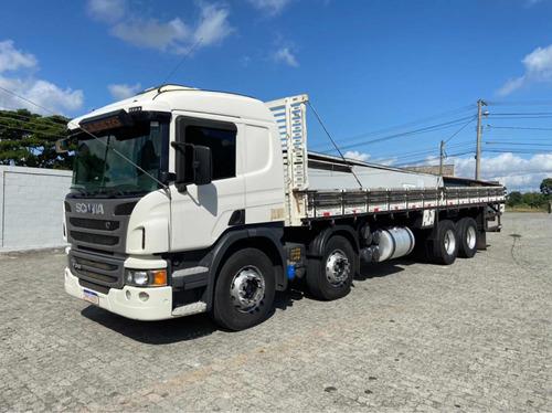 Scania P 310 8x2