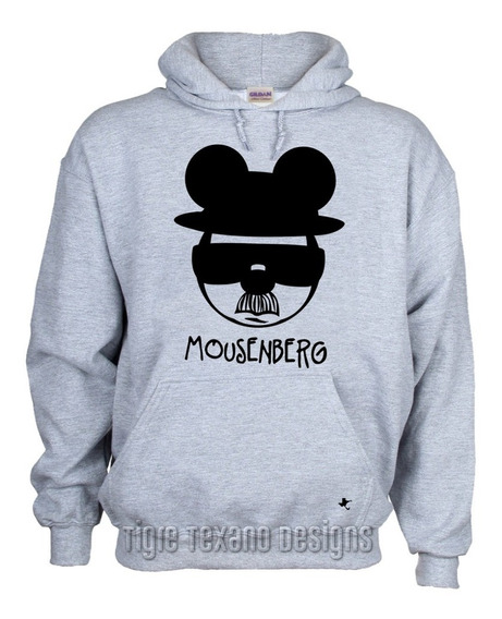 Sudadera Mickey Mouse Minnie Mod. 06 By Tigre Texano Designs
