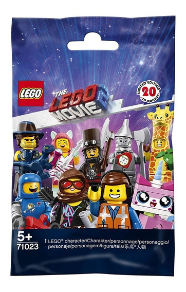 Mini-figura Sorpresa Lego Movie 2