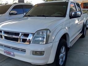 Isuzu Dmax Ls 4x4 Blanca 2004