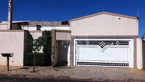 Casa Com 3 Dormitórios À Venda, 137 M² Por R$ 320.000,00 - Ipanema - Araçatuba/sp - Ca0657