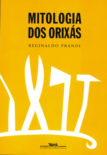 Livro Mitologia Dos Orixás