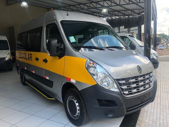 Renault Master Grand L2h2 Escolar 5p 20l 2019