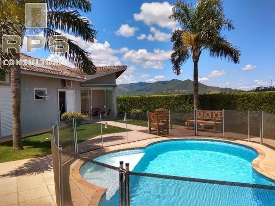 Casa Em Condomínio Para Locação Em Atibaia Condomínio Serra Da Estrela - Atibaia - Cc00400 - 34653783