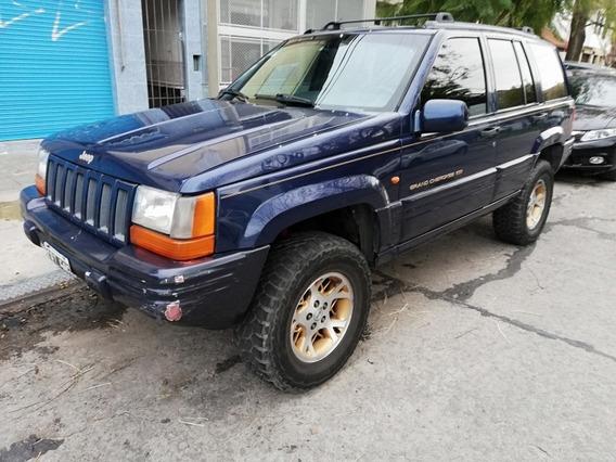 Jeep Grand Cherokee 1999 5.2 V8 Limited Tc