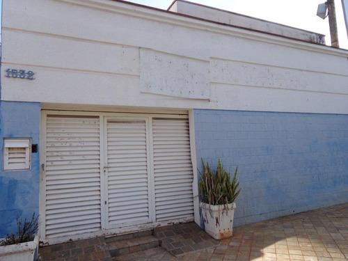 Imagem 1 de 12 de Locação, Casa Comercial No Centro - Ca0723