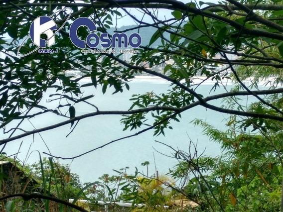 Terreno, A Venda, No Residencial Península -- Enseada - Guarujá - Oportunidade - Te00015 - 32003251