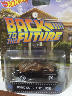 Hot Wheels Back To The Future Ford Super De Luxe