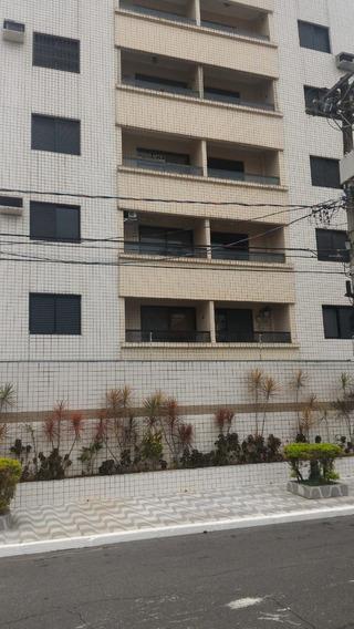 Apartamento Em Vila Tupi, Praia Grande/sp De 100m² 2 Quartos Para Locação R$ 250,00/dia - Ap144745