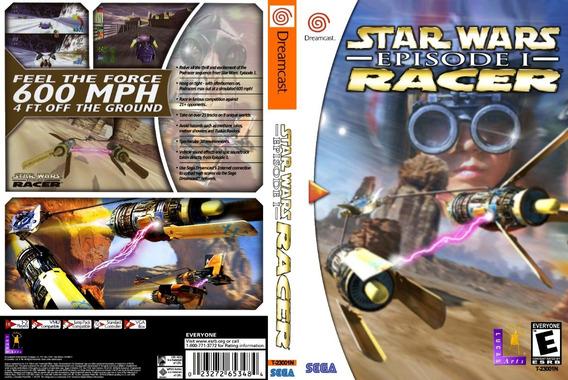 Star Wars Episode 1 Racer - Dreamcast - Patch