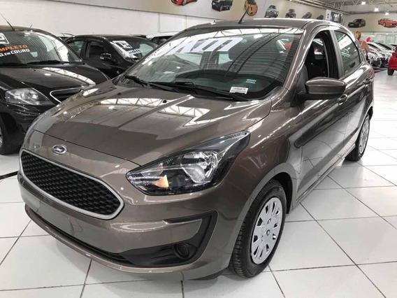 Ford Ka Se 1.0 12v Flex - 2019/2020 - 0km