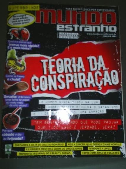 Revista Mundo Estranho Nº 59 - Janeiro/2007