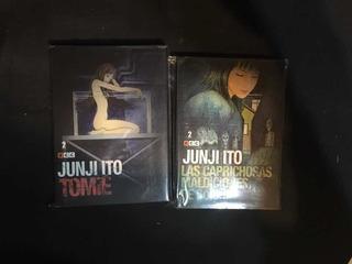 Manga Junji Ito